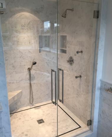 remodel, shower, bathroom, monte sereno