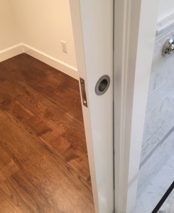 detail, custom door, hardware, los gatos