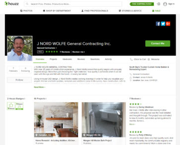 CLICK - To Review us on HOUZZ