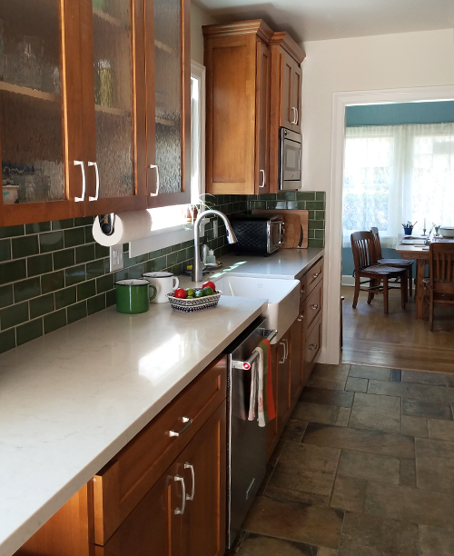Kitchen Remodel in 1928 Bungalow   J.Nord Wolfe